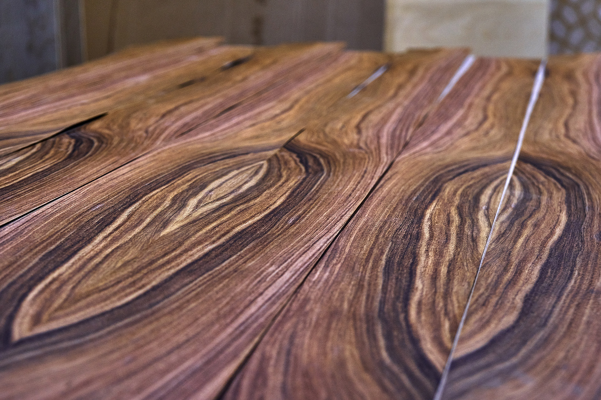 Rosewood, an essence with strong and exotic shades